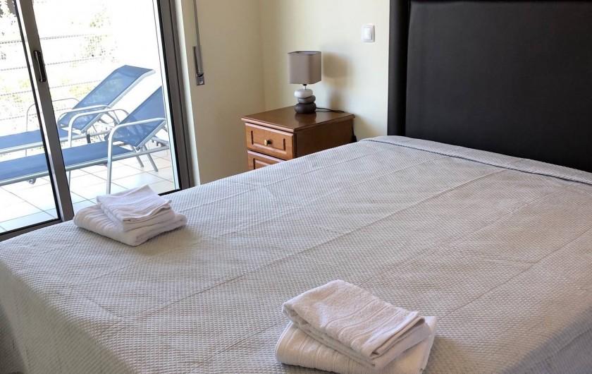 Location de vacances - Appartement à Olhos de Água - Chambre