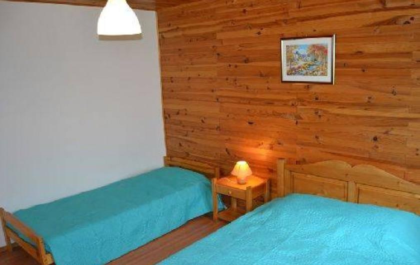Location de vacances - Gîte à Saint-Dézéry