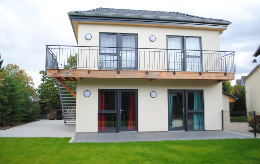 Location de vacances - Appartement à Colmar - Maison