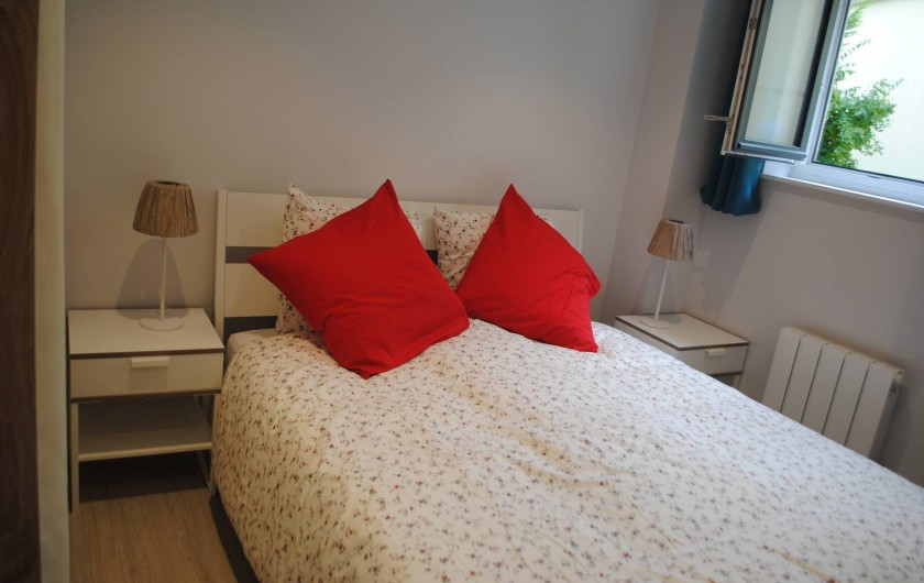 Location de vacances - Appartement à Colmar - chambre 2 appartement