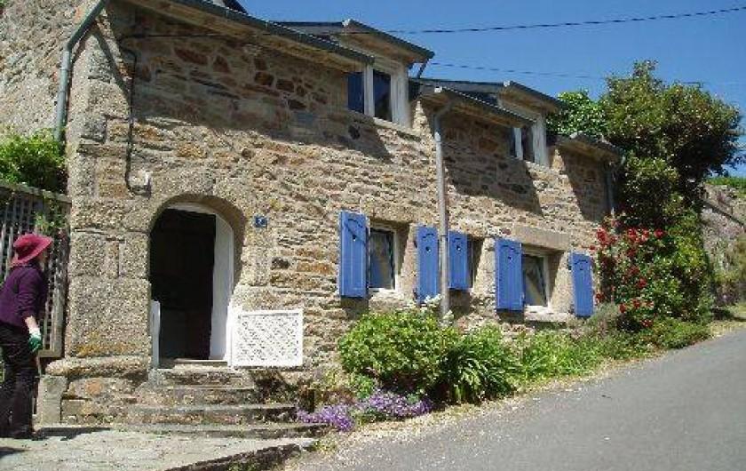 Location de vacances - Maison - Villa à Saint-Michel-en-Grève