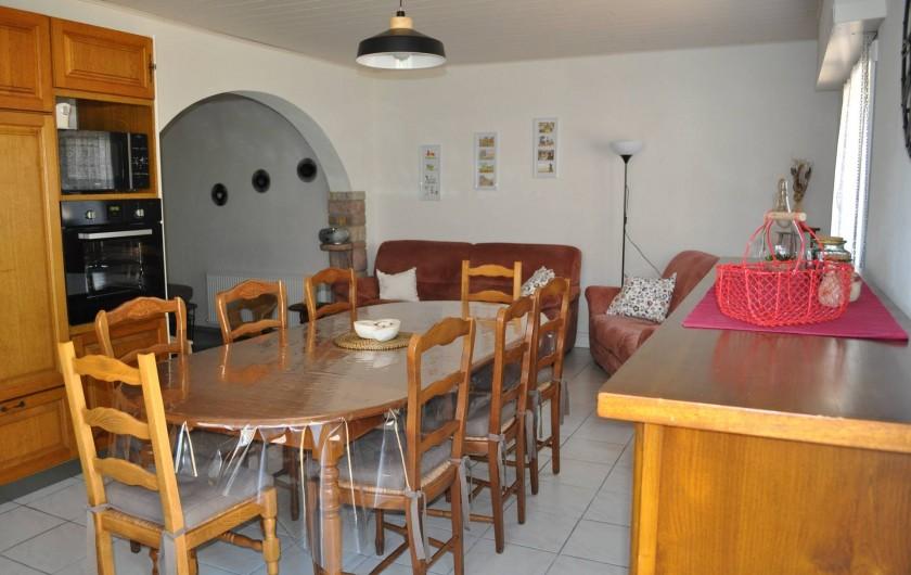 Location de vacances - Maison - Villa à Munster - Cuisine/pièce de vie