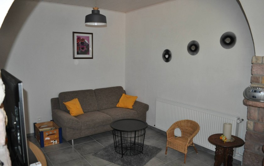 Location de vacances - Maison - Villa à Munster - Petit salon TV