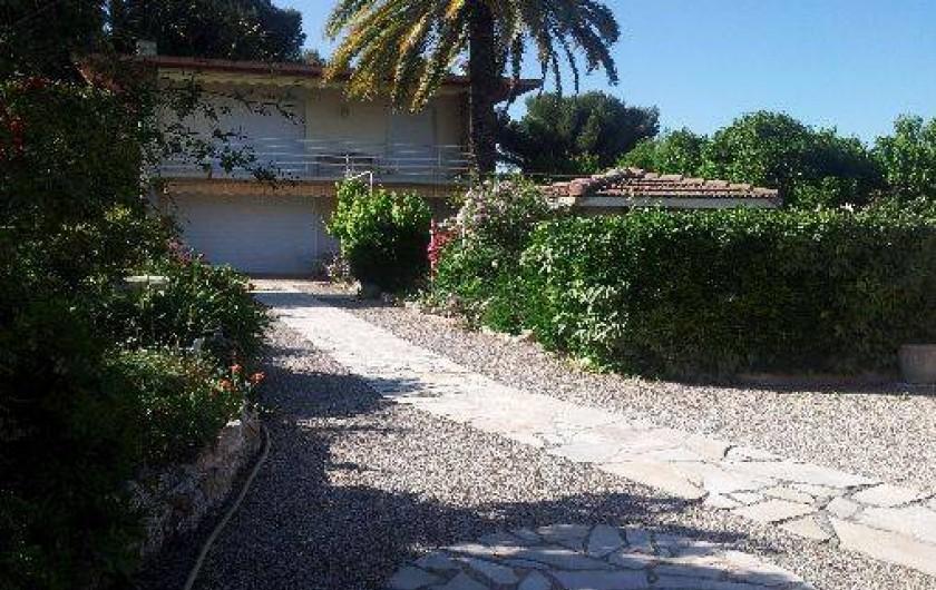 Location de vacances - Villa à Le Cannet