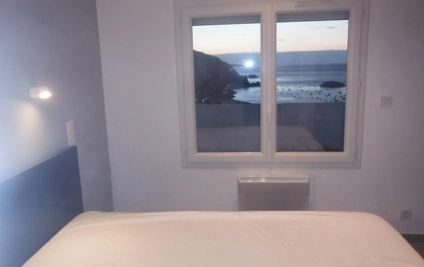 Location de vacances - Appartement à Tossa de Mar - VUE DEPUIS LA CHAMBRE