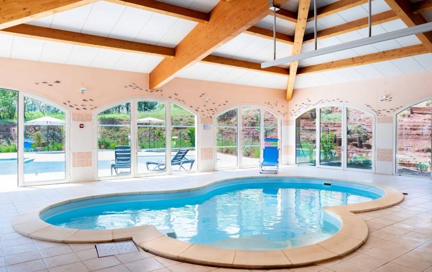 Location de vacances - Gîte à Cuers - Salle de Balnéo -Village vacances Lou Bastidou