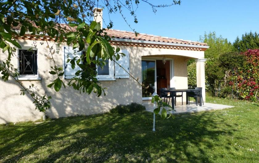 Location de vacances - Villa à Aurignac