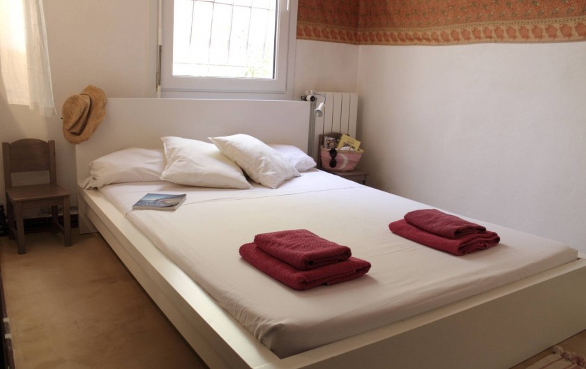 Location de vacances - Villa à Cap de Barbaria - Bedroom n.2