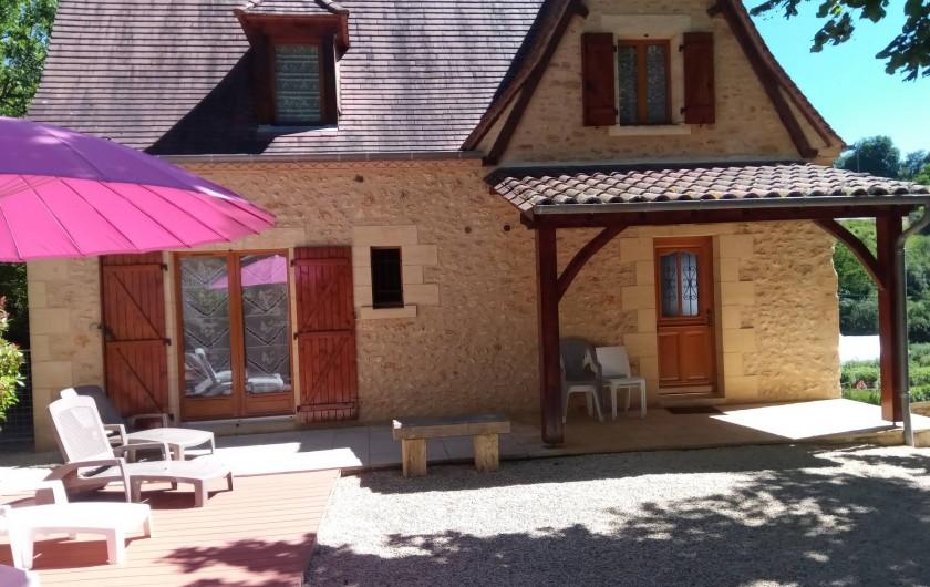 Location de vacances - Gîte à Mauzens-et-Miremont - GITE