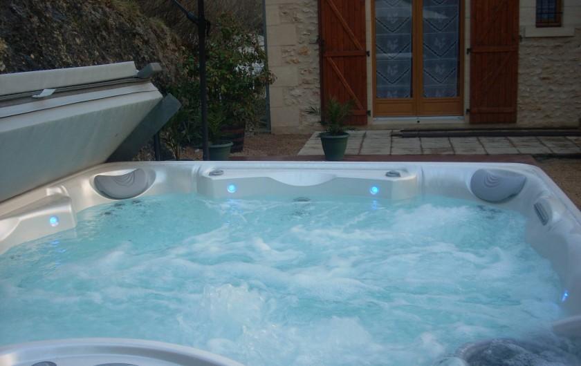 Location de vacances - Gîte à Mauzens-et-Miremont - SPA