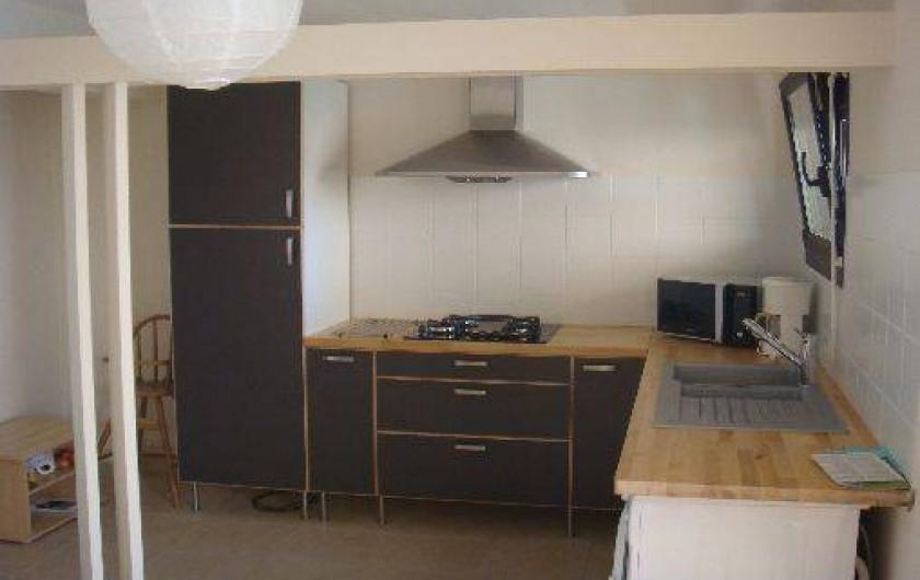 Location de vacances - Appartement à Mimizan