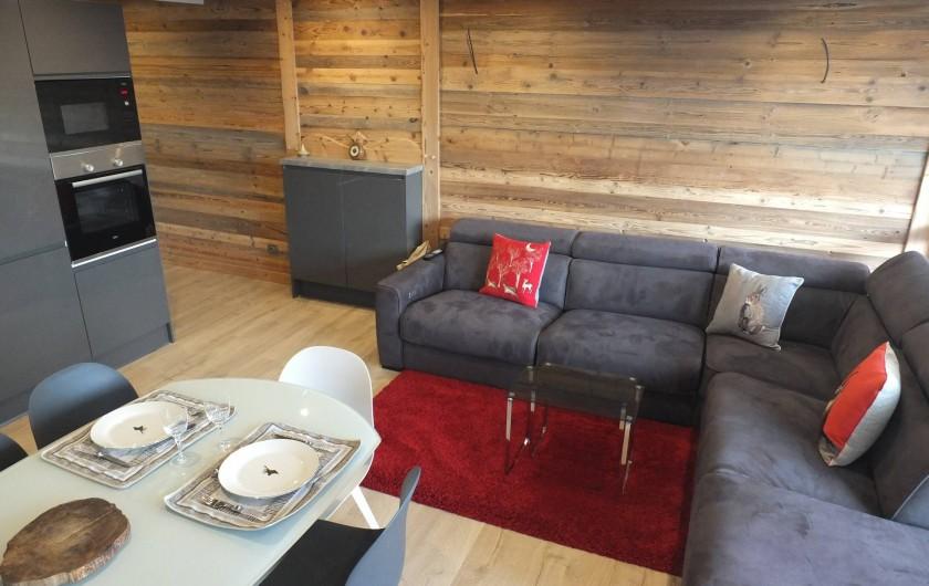 Location de vacances - Appartement à L'Alpe d'Huez - SEJOUR