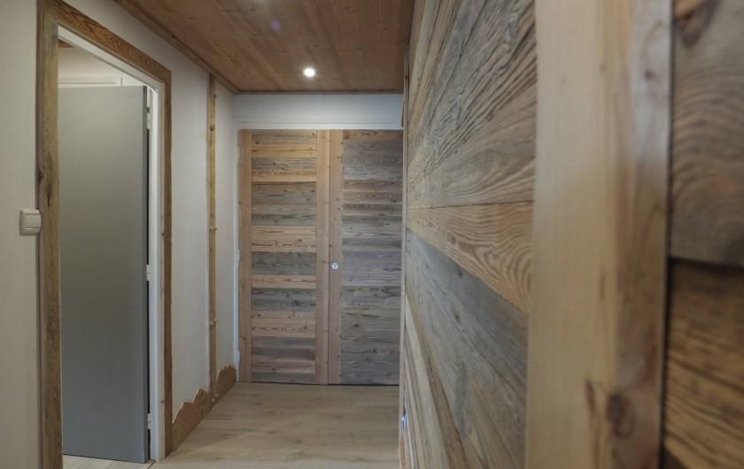 Location de vacances - Appartement à L'Alpe d'Huez - HALL D'ENTREE