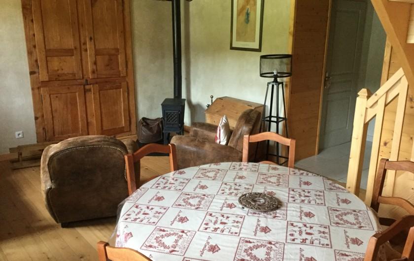 Location de vacances - Appartement à Lamoura