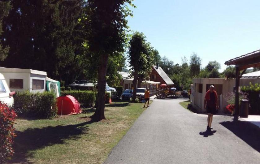 Location de vacances - Camping à Saint-Nectaire