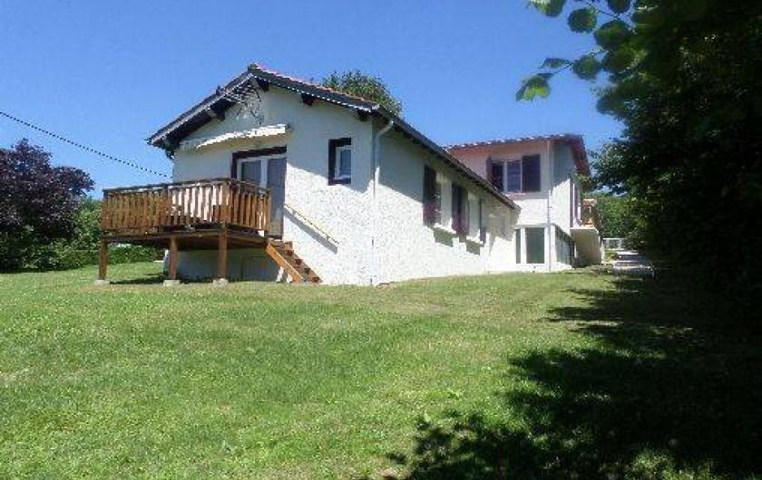 Location de vacances - Gîte à Saint-Amans-Valtoret