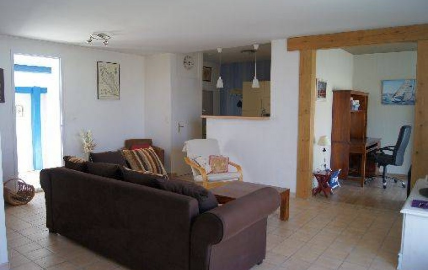 Location de vacances - Villa à Saint-Denis-d'Oléron