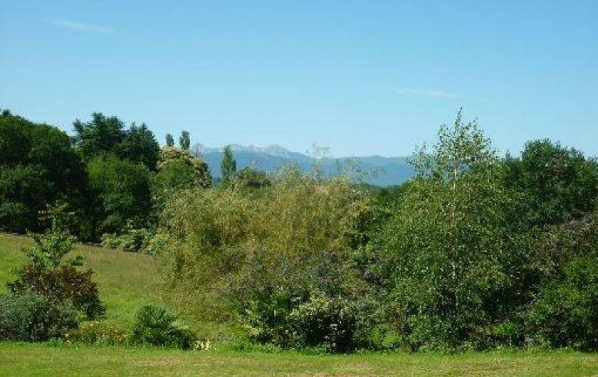 Location de vacances - Gîte à Haut-de-Bosdarros - vue
