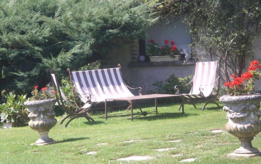 Location de vacances - Gîte à Haut-de-Bosdarros - détente