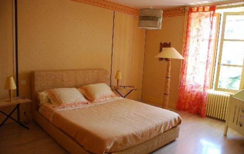 Location de vacances - Chambre d'hôtes à Vadans