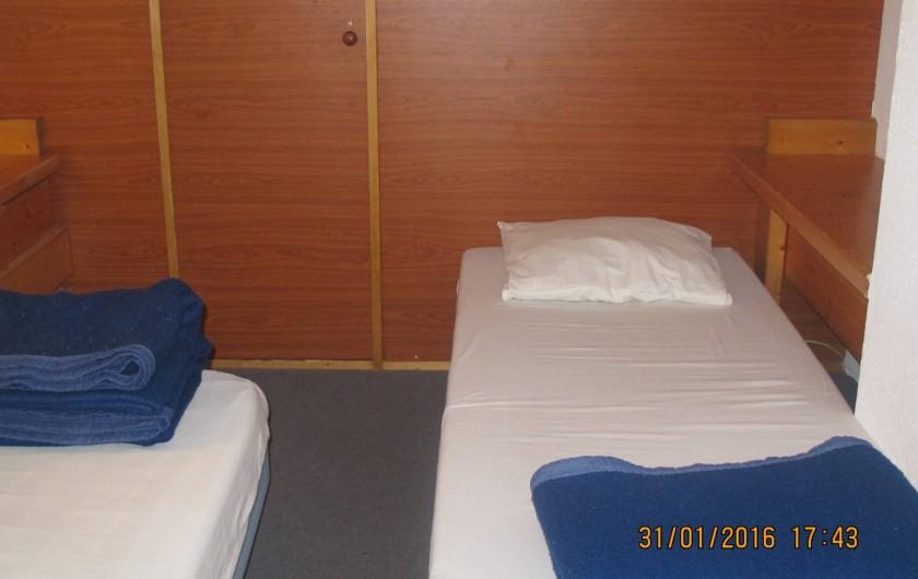 Location de vacances - Appartement à Bourg-Saint-Maurice - chambre 2