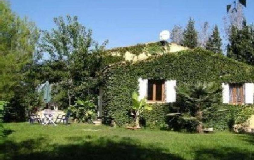 Location de vacances - Mas à Eyragues