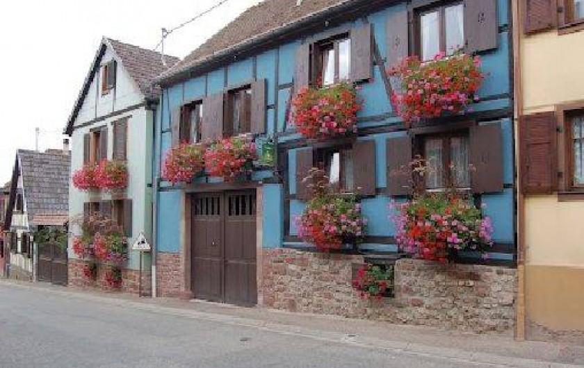Location de vacances - Gîte à Balbronn