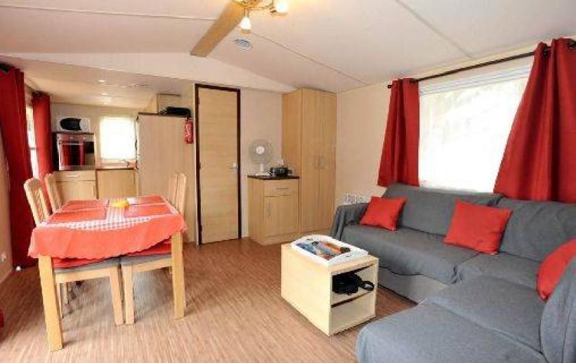 Location de vacances - Camping à Gastes