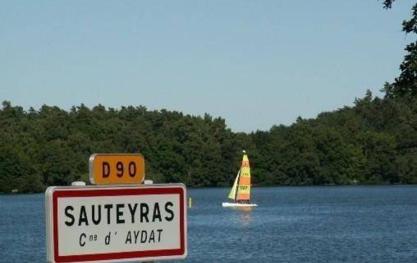Location de vacances - Chalet à Aydat
