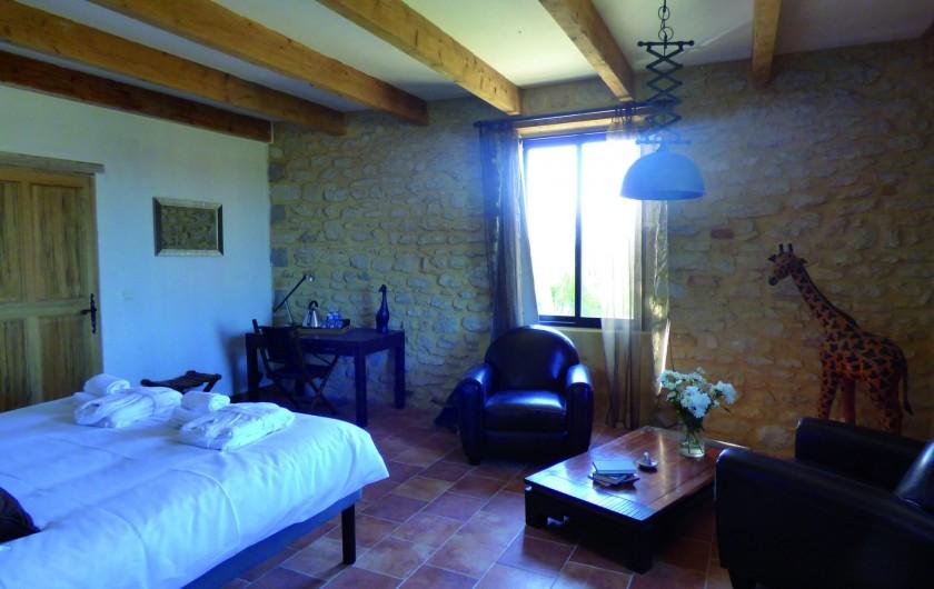 Location de vacances - Hôtel - Auberge à Saint-Christol-lès-Alès - Girafe