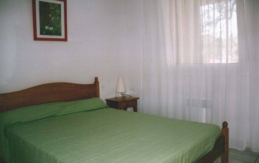 Location de vacances - Appartement à Moliets-et-Maa - Chambre