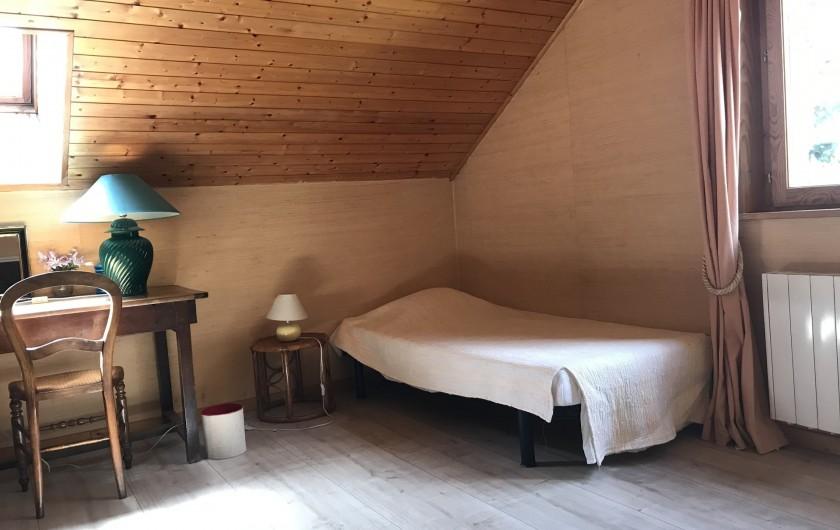 Location de vacances - Chalet à Briançon - grand dortoir