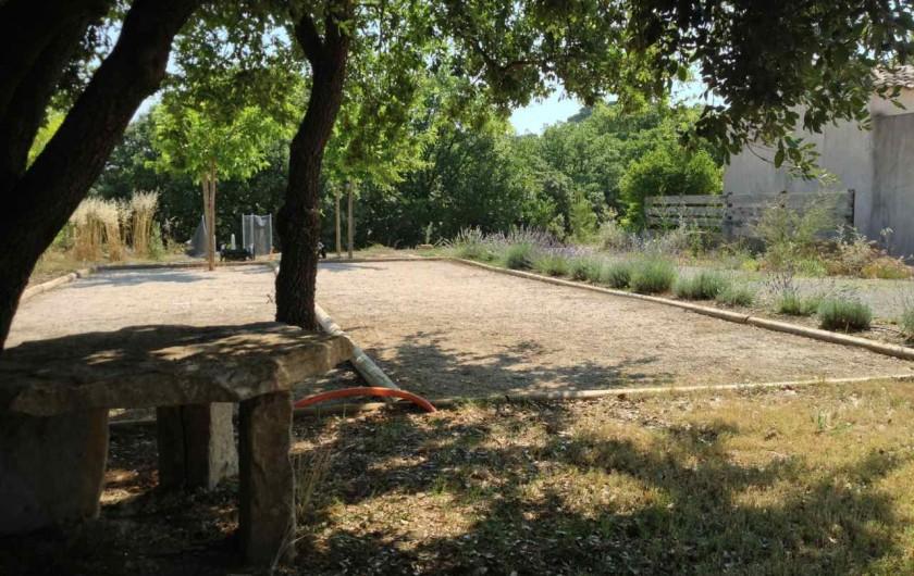 Location de vacances - Gîte à Saint-Mathieu-de-Tréviers