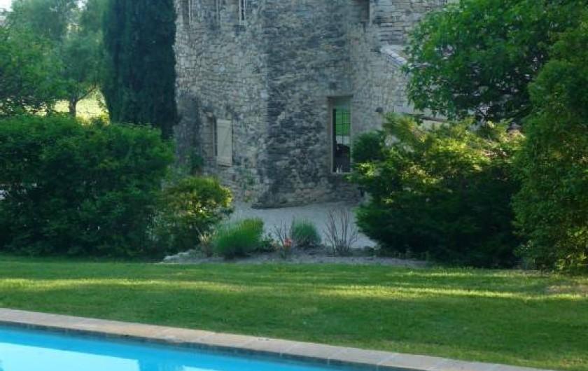 Location de vacances - Maison - Villa à Peypin-d'Aigues