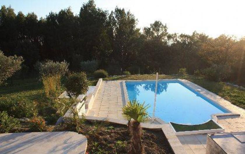 Location de vacances - Villa à Mérindol