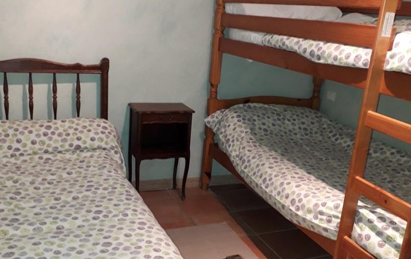 """Location de vacances - Chambre d'hôtes à Divajeu - """" les colombes """""""