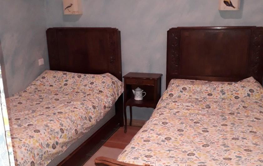 """Location de vacances - Chambre d'hôtes à Divajeu - """"les tourterelles """""""