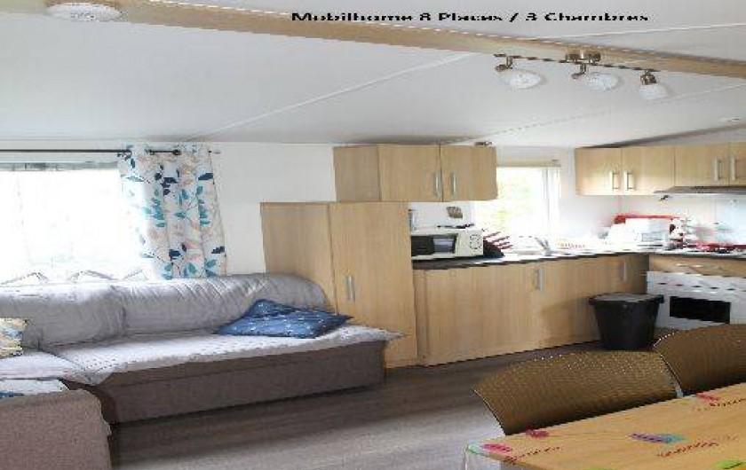 Location de vacances - Camping à Les Mathes