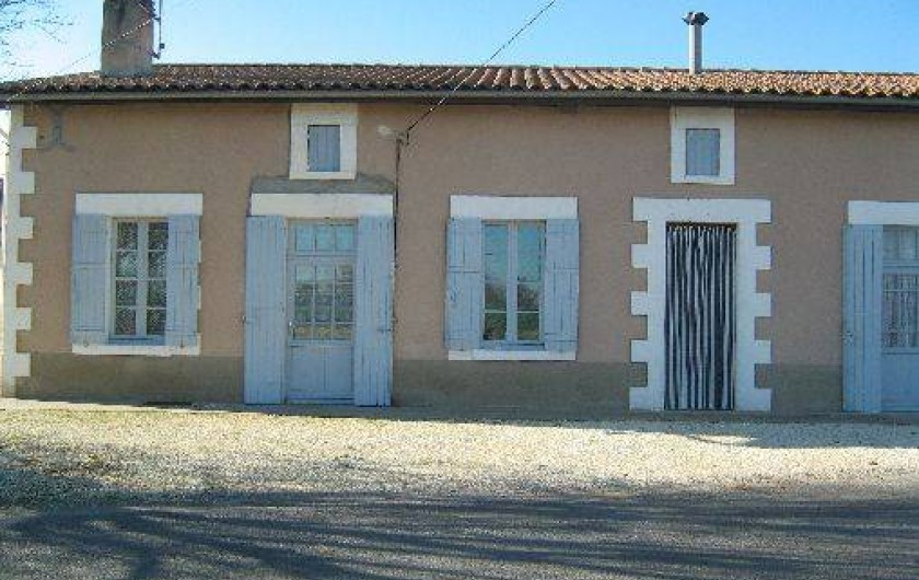 Location de vacances - Maison - Villa à Saint-Aigulin