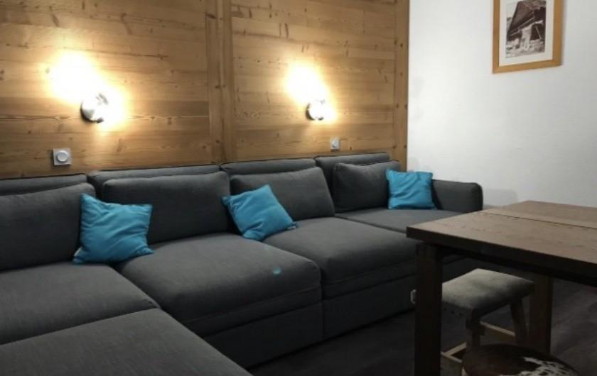 Location de vacances - Appartement à Plagne Bellecôte