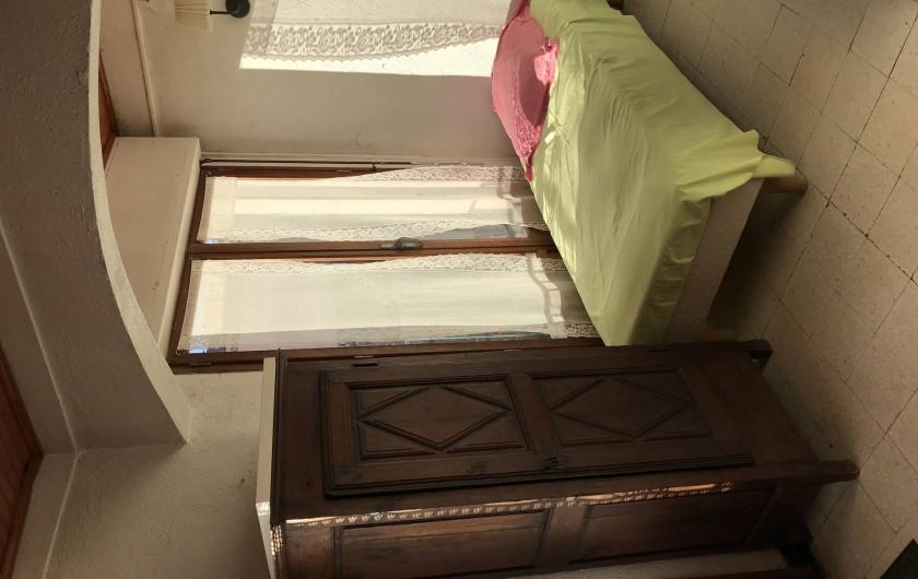 Location de vacances - Appartement à Argelès-sur-Mer - un lit simple
