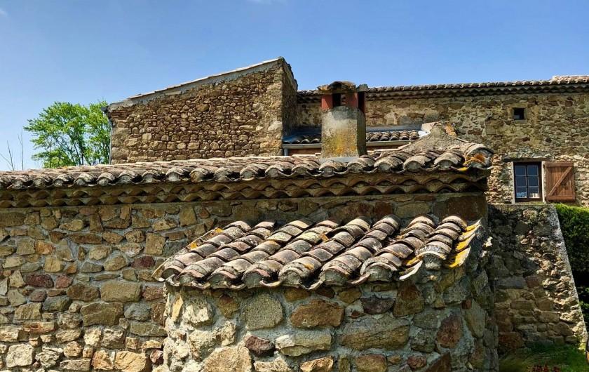 Location de vacances - Mas à Sécheras - Four à pain