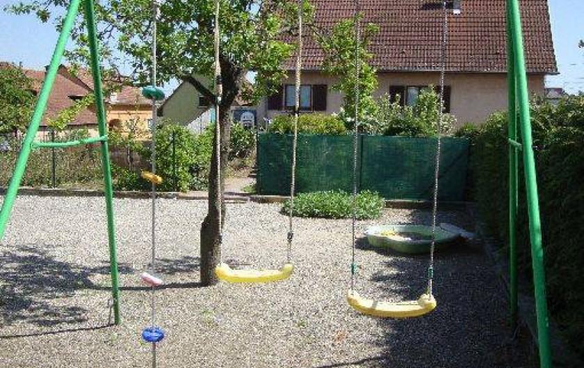 Location de vacances - Maison - Villa à Eguisheim