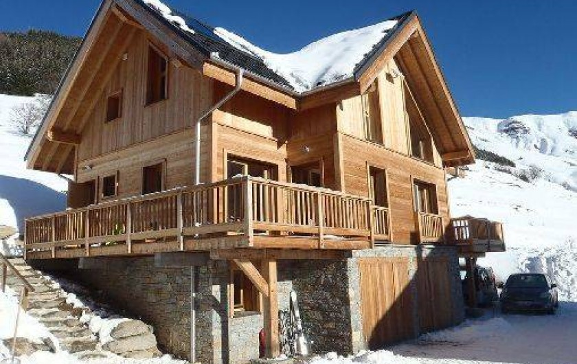 Location de vacances - Chalet à Saint-Sorlin-d'Arves