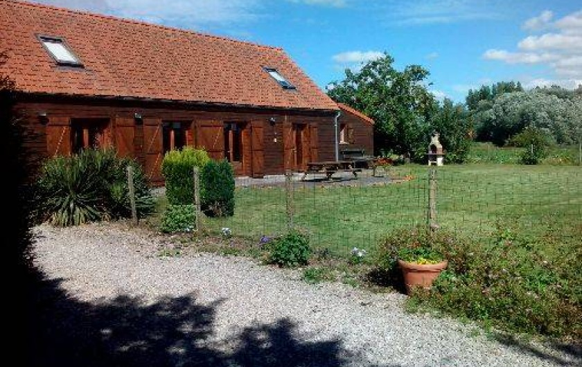 Location de vacances - Gîte à Saint-Omer