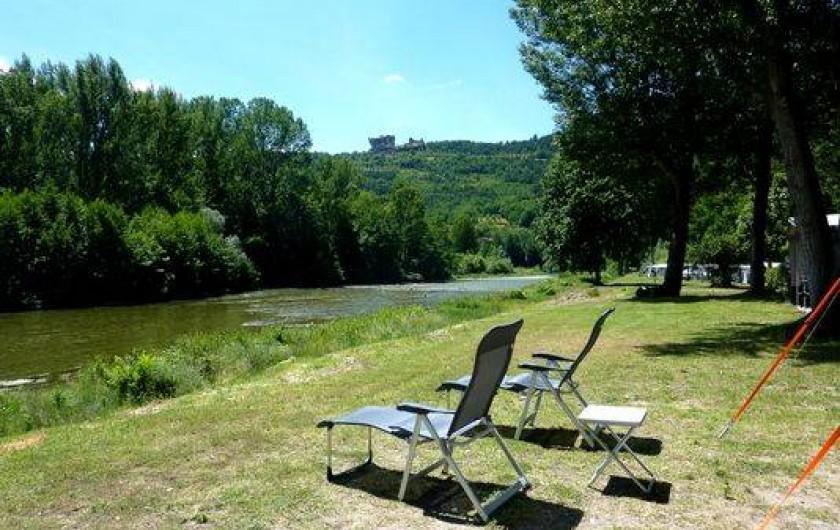 Location de vacances - Camping à Rivière-sur-Tarn