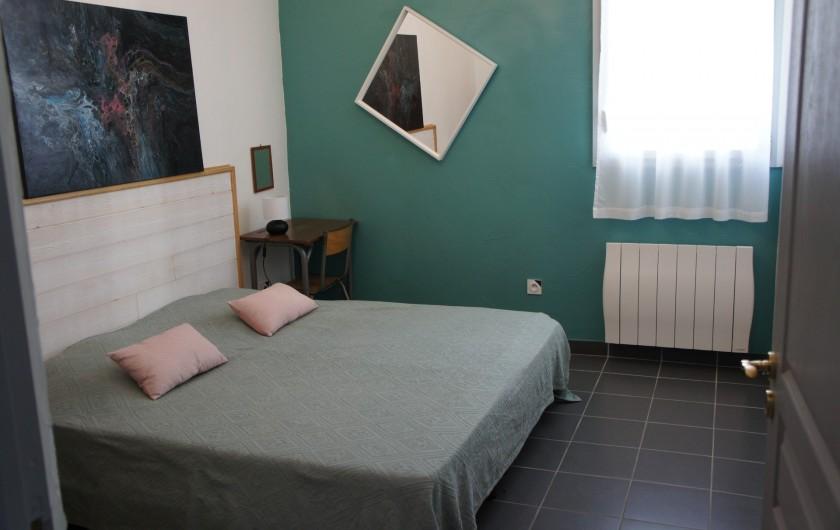 Location de vacances - Gîte à Noizay - CHAMBRE 1 REZ-DE-CHAUSSEE
