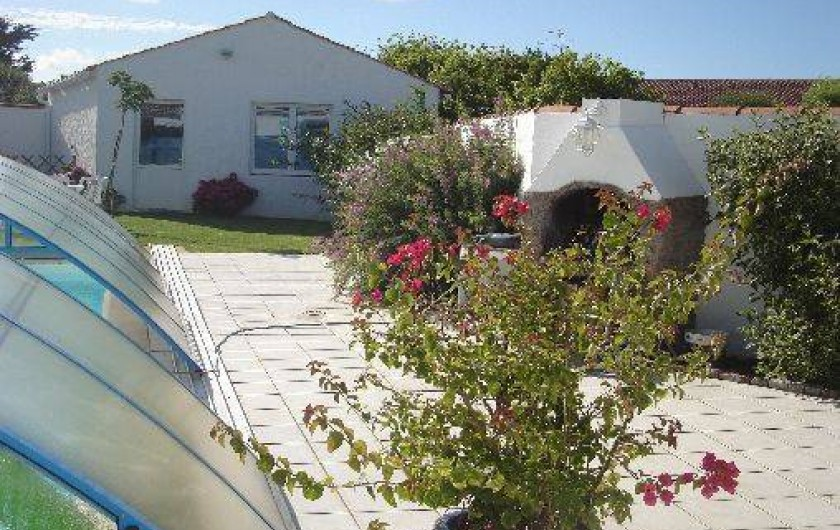 Location de vacances - Villa à L'Île-d'Olonne