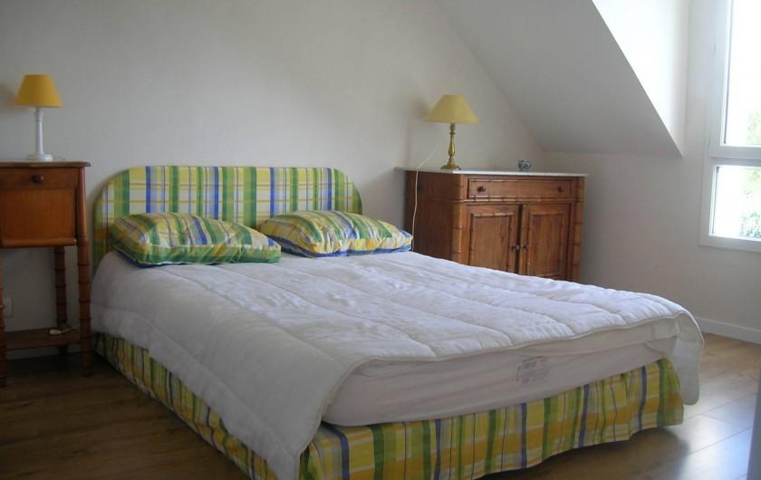 Location de vacances - Villa à Piriac-sur-Mer - chambre 4 vue mer