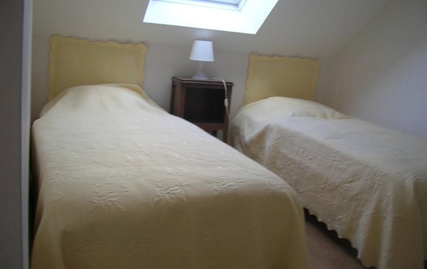 Location de vacances - Villa à Piriac-sur-Mer - chambre rez de chaussée